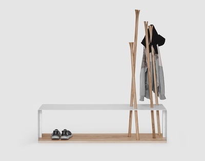 "Coat rack ""Hilka Big"""